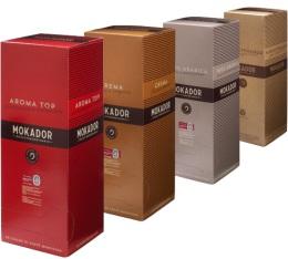 Pack découverte - Dosettes ESE Mokador Castellari x80