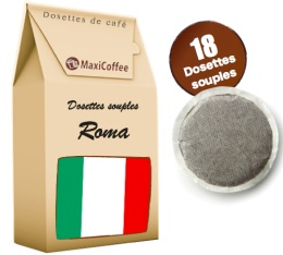 Caf�   dosettes souples -  Absolute x18