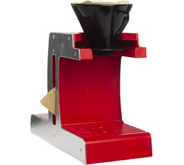 Station pour Dripper Tiamo Coffeeasy rouge