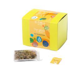 10 x thé glacé Eau Vive - thé vert et plantes - G.CANNON