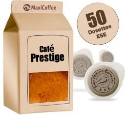 Dosette Café Prestige 100% Arabica x 50 dosettes ESE