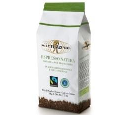 Caf� en grains Espresso Natura 1kg - Miscela d'Oro