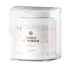 Thé blanc en boite 'Étoile du Berger'- 50 g - George Cannon