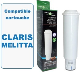 Cartouche filtrante Filter Logic FL701 compatible Claris Melitta