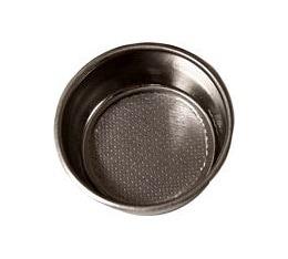 Filtre pressuris� 1 ou 2 tasses 57 mm pour machine expresso Lelit