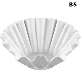 Option Bravilor : 1 bo�te de 250 filtres papier B5