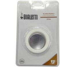 Set Bialetti 3 joints + 1 filtre pour cafetière brikka 2 tasses