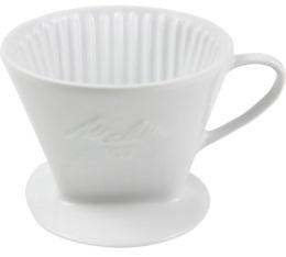 Filtre Melitta en porcelaine pour mug