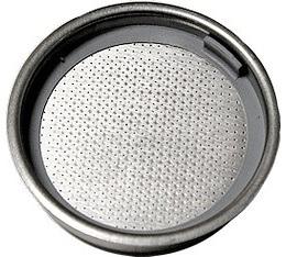 Filtre pressuris� 1 tasse 57mm pour machine expresso Ascaso