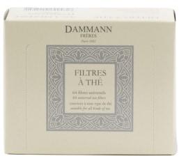 64 Filtres � th� Dammann en papier