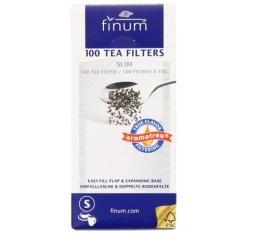 Filtre � th� x 100 pour 4 tasses - Finum