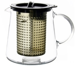 Tea Control - Théière 80cl + filtre intelligent - Finum