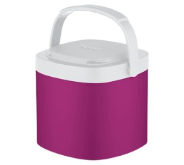 Porte-aliments Stack N' Lock rose 71cl - Thermos