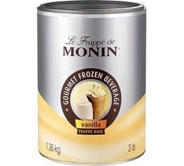 Frapp� de Monin Saveur Vanille - 1.36 kg