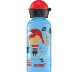 Gourde de voyage Sigg London Girl 40cl