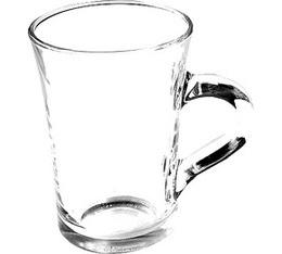 6 verres � th� avec anse - 23 cl