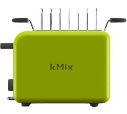 Grille-pain Kenwood Kmix TTM020GR Vert Pr� 2 fentes