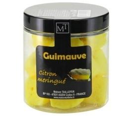 Véritables guimauves Citron Meringué - 75gr - Maison Taillefer
