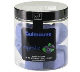 Véritables guimauves Myrtille - 75gr - Maison Taillefer