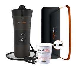 Handcoffee auto pour dosettes souples (type Senseo) + Offre Cadeaux