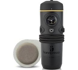 Handpresso� Auto ESE Noire 12 Volts + 32 dosettes ESE