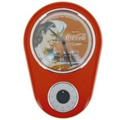 Horloge minuteur Coca Cola diner