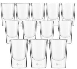 12 verres Hot\'n cool Barista 8.5cl - Jenaer Glas