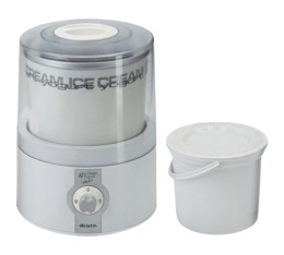 Ice cream & yogurt Maker - 2 en 1 - Ariete