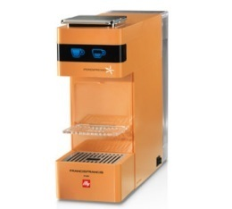 Machine à capsules FrancisFrancis Iperespresso ILLY Y3 Orange Pack Pro