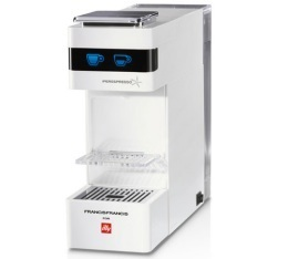 Machine � capsules FrancisFrancis Iperespresso ILLY Y3 Blanche Pack Pro