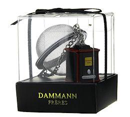 Boule à thé tamis D-Tin - Dammann
