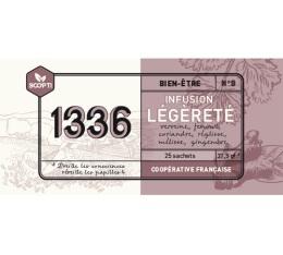 Infusion L�g�ret� 1336 (Scop TI) x 25 sachets