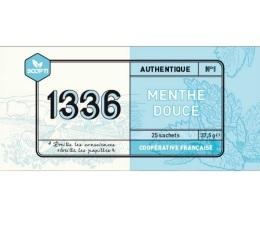 Infusion Menthe Douce 1336 (Scop TI) x 25 sachets