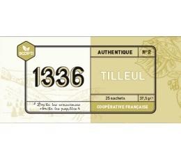 Infusion Tilleul 1336 (Scop TI) x 25 sachets