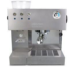 Machine expresso Ascaso Uno i-Steel avec Moulin