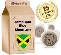 Dosette    Café      Jamaique Blue Mountain  x 25 dosettes ESE