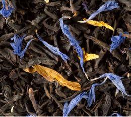 Thé noir en vrac Jardin Bleu - 100gr - Dammann