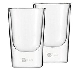 2 verres Hot'n cool Barista 15cl - Jenaer Glas