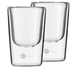 2 verres Hot'n cool Barista 8.5cl - Jenaer Glas