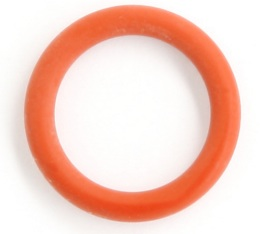 Joint de r�servoir (02280018) en silicone rouge - Nuova Simonelli