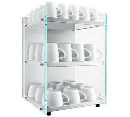 Chauffe-tasses Jura pro (pour 100 tasses espresso ou 60 tasses de caf�) - Garantie 1 an