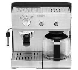 Machine expresso combin�e Krups XP224010 + offre cadeaux