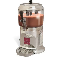 Machine � chocolat chaud professionnelle