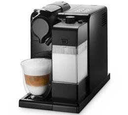 Nespresso Lattissima Touch Noir - Delonghi + Offre Cadeau