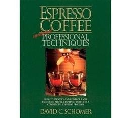 Livre Caf� espresso / Technique Barista de  D. Schomer (EN)