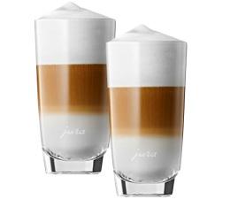 2 verres Latte Machiatto 27 cl - Jura