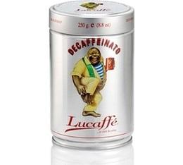 Café en grains   Lucaffé  décaféiné x 250 g