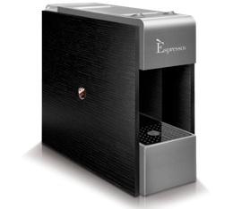 Machine � capsules Espresso Noire - Caff� Vergnano