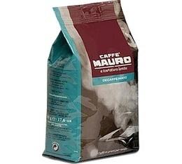 Caf� en grains D�cafein� 500g - Caffe Mauro