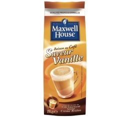Maxwell House Caf� Saveur Vanille - 1kg